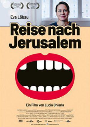 Cover Reise Nach Jerusalem