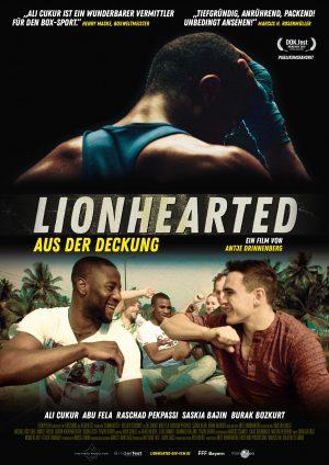 Lionhearted Plakat 0721