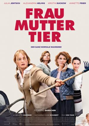 Cover Frau Mutter Tier